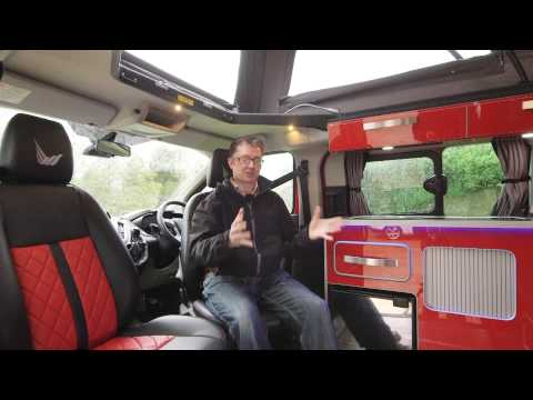 Practical Motorhome reviews the Wellhouse Terrier Rosso