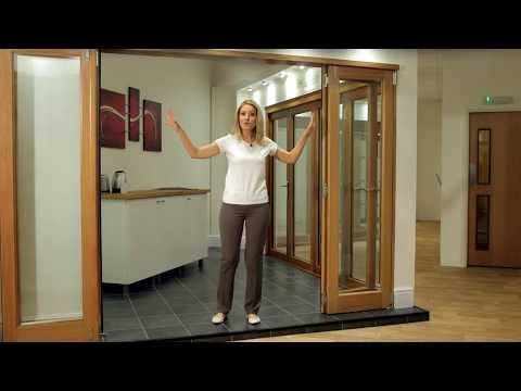 Internal Bifold Doors Room Divider Range - Vufold Inspire