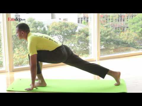 Hướng Dẫn Bài Tập Yoga Chào Mặt Trời CHUẨN NHẤT Giúp Cơ Thể Dẻo Dai - Full HD