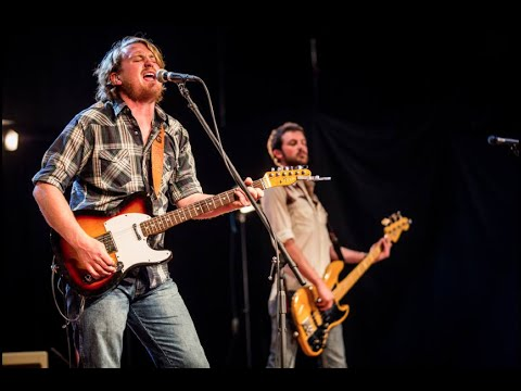 """William Clark Green performs """"Sticks and Stones"""" on"""