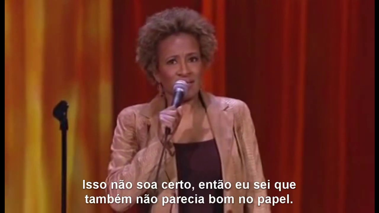 Wanda Sykes - Sick & Tired (Legendado)