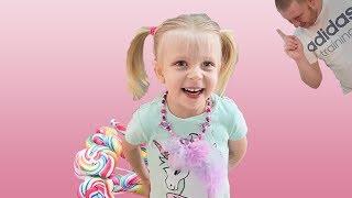 Johny Johny Yes Papa eating sugar / nursery rhymes Song for children Like Anna TV