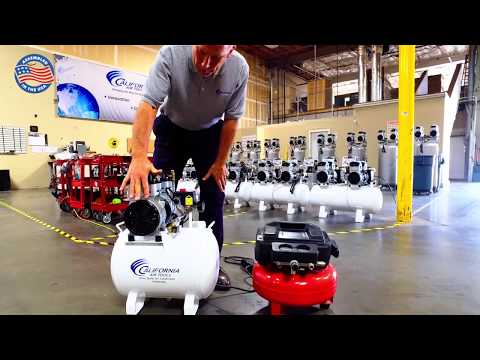 California Air Tools 10020CHAD Product Video
