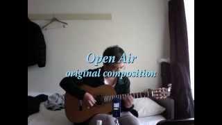 Open Air (original composition)