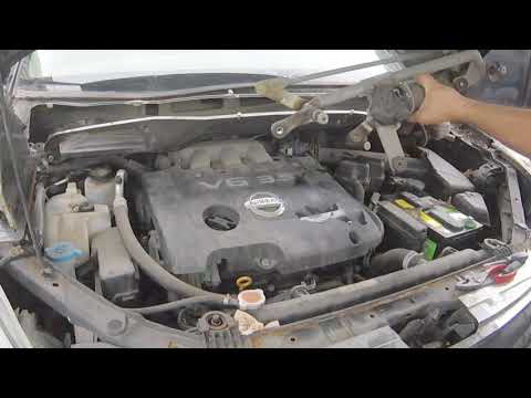 2007 Nissan Quest ABS Fix