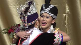 Miss Hmong Minnesota 2016-2017 Winner