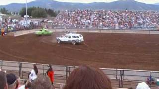 Heber City Demolition Derby 2010 #1