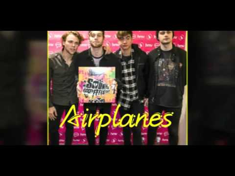 Airplanes with lyrics -5 Seconds of Summer