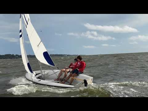 2020 St Michael Catholic High School Sailing Team