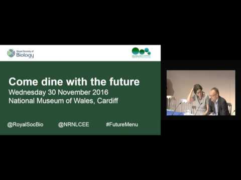 Come Dine with the Future  30 Nov 2016