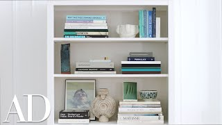 4 Ways To Fill Your Bookshelf With Style | Architectural Digest