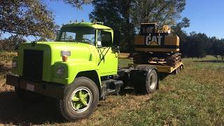 International fleetstar 671 Detroit diesel towing