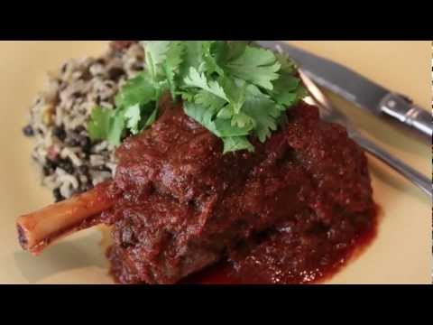 Lamb Shank Vindaloo - Spicy Indian-Style Lamb Curry Recipe