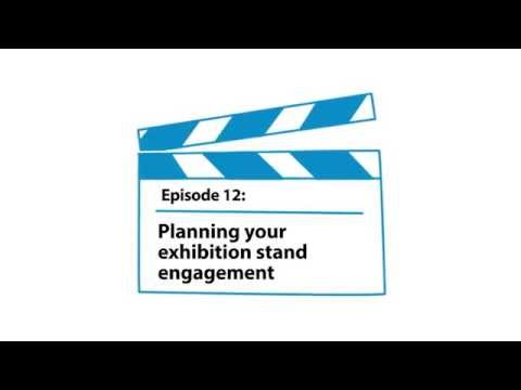 Planning your exhibition stand engagement #12 - Zoom Display