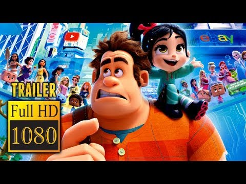 🎥 RALPH BREAKS THE INTERNET - Wreck-It Ralph 2 (2018) | Full Movie Trailer | Full HD | 1080p Mp3