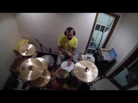 Kenna - Hellbent drum cover