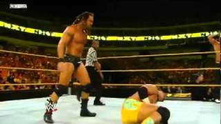 WWE NXT 10/12/11 Part 3/4 360P