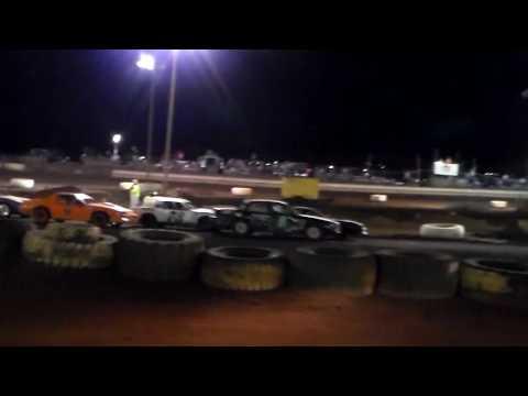 Gary Pescador #01 12/3/16 Heat 1 Paradise Speedway Maui