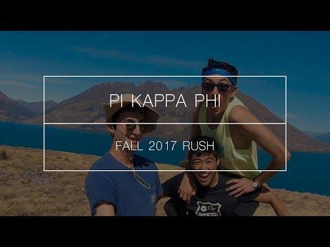 Pi Kappa Phi  |  Rush 2017  |  Georgia Institute of Technology