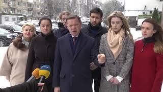 Олег Ляшко: вимагає негайно розпочати опалювальний сезон