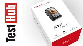 Kamera samochodowa Viofo A119 V3 GPS - samochodowy rejestrator wideo