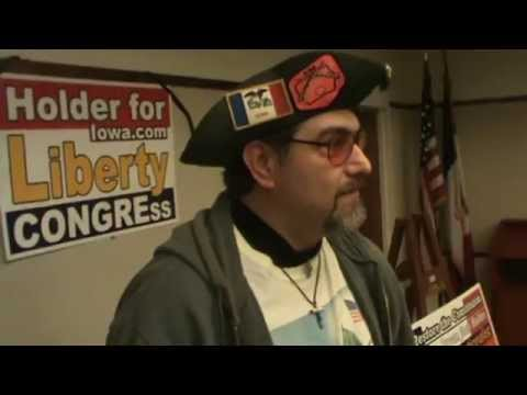 "Bryan Jack Holder- US House Liberty Candidate (IA-3)- April 2015- ""Article the First"" Speech"