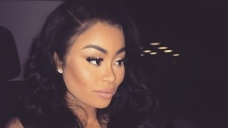 Blac Chyna Celebrates Memorial Day Weekend in Super-Sexy Dress: See Her Plunging Neckline!