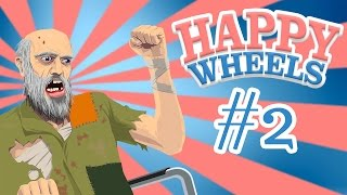 Happy Wheels - Секс с Бомжом #2