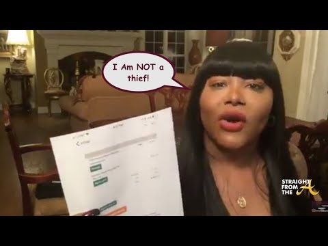 "THE QUEENS COURT DRAMA: TS Madison Responds To Khia's Gag Order Video: ""I am NOT a thief!!"""