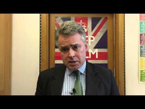 Tim Loughton MP - EU Referendum - UK Security and Policing