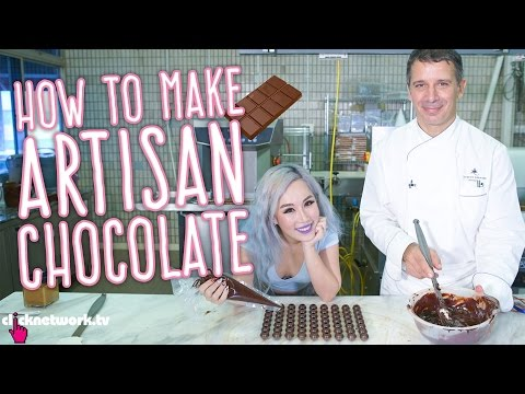 How To Make Artisan Chocolate - Xiaxue's Guide To Life: EP19