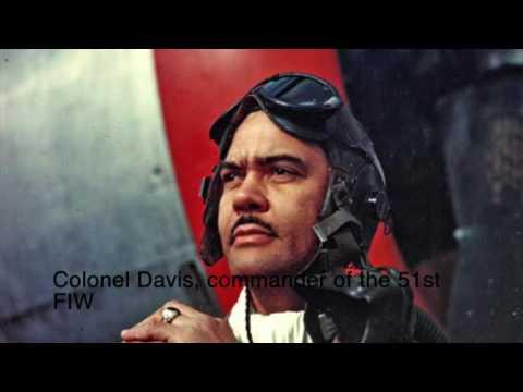 Video about Benjamin O. Davis Jr.