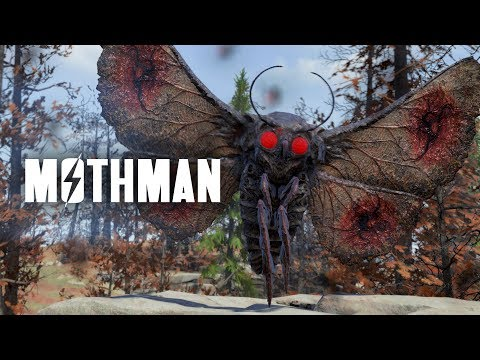 The Mothman Of Point Pleasant And His Cult: Connecting The Dots - Fallout 76 Lore
