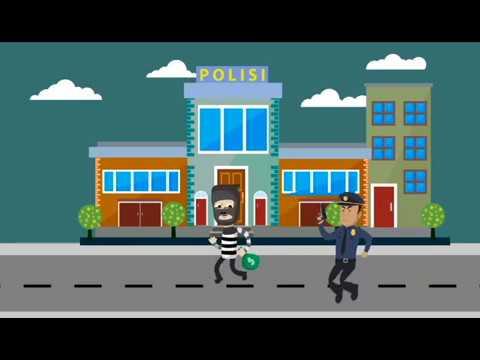 VIDEO ANIMASI 2D MENGENAL MACAM-MACAM PROFESI MENGGUNAKAN MOTION GRAPHIC