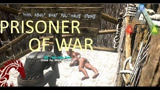 ARK : Survival Evolved - Part 3 - Prisoner of war!