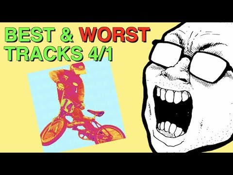 Weekly Track Roundup: 4/1 (TYLER, THE CREATOR! OKRA!!!)
