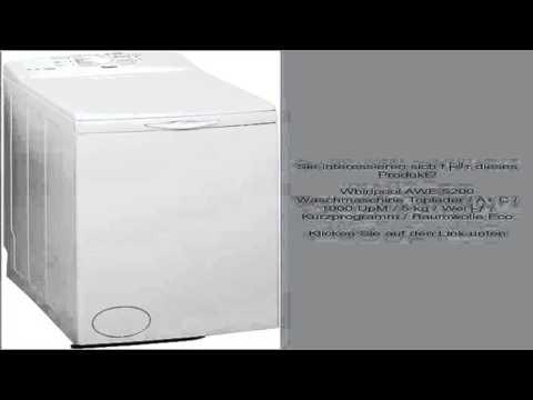 Whirlpool awe waschmaschine toplader a c upm kg