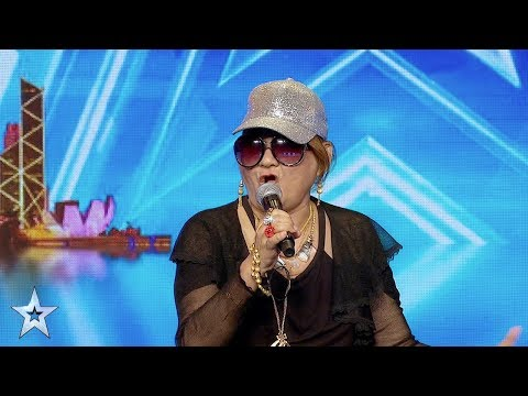 Ep 1: Mercifuletes Viola Judges' Audition Highlights | Asia's Got Talent 2017
