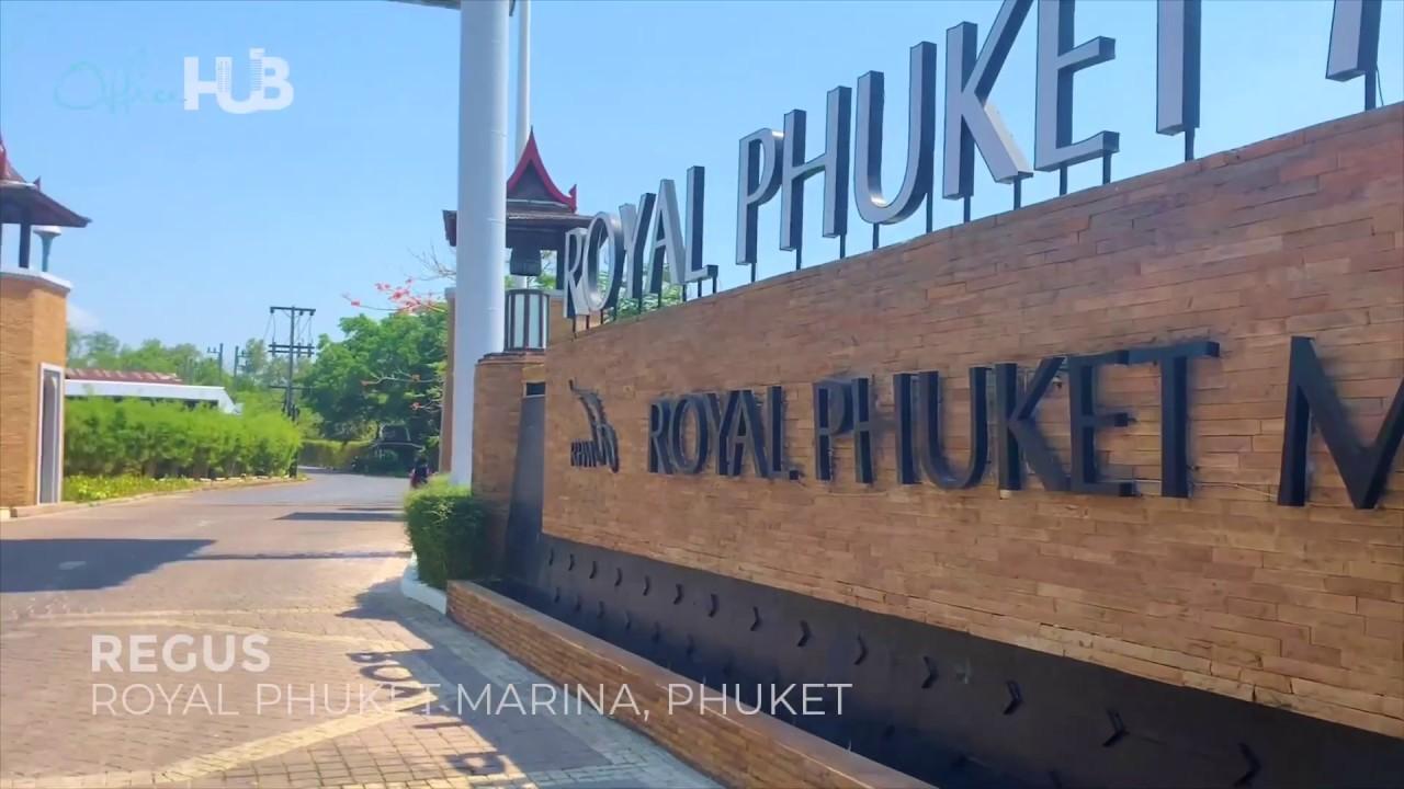 Regus | Royal Phuket Marina, Phuket Thailand