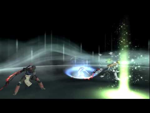 El Shaddai: Ascension of the Metatron PS3 Demo HD