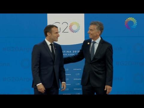 G20: al abrir la Cumbre, Macri pidió a líderes actuar con urgencia para alcanzar acuerdos globales