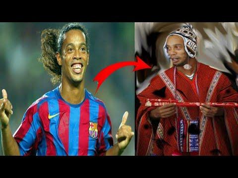 Estos Futbolistas Acabaron Muy Pobres( Ronaldinho, Maradona y mas)