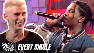 Download Every Single Season 10 Wildstyle ft. MGK, A$AP Rocky, 21 Savage & More 🔥 Wild 'N Out