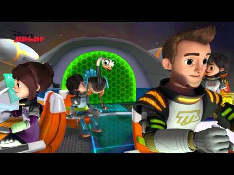 Miles From Tomorrow | Mission Time | Disney Junior UK