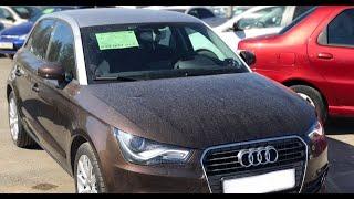 Автоподбор Ижевск. Куплен Audi A1 с пробегом 8 тыс км / Видео