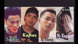 """ Official Audio "" Karen Hip Hop New Song "" Lie"" By NJ Rapper, Ka, AJ Young FT Saw Chit"