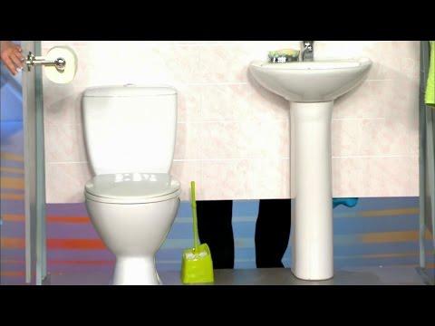 Как сходить в туалет незаметно.   Жить здорово! (26.11.2015)