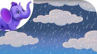Little Drops of Water - Nursery Rhyme with Karaoke