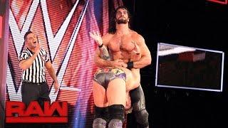 Reigns, Rollins & Zayn vs. Strowman, Owens & Jericho: Raw, Jan. 16, 2017