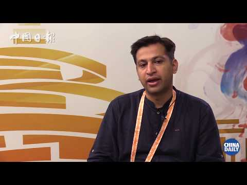 Indian reporter from China Radio International talks about Qingdao and SCO Summit